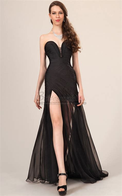 Black Bridesmaid Dress by Black Bridesmaid Dresses Pictures Flower Dresses
