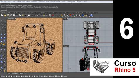 video tutorial rhino 5 tutorial rhino 3d curso rhino 5 curvas nurbs