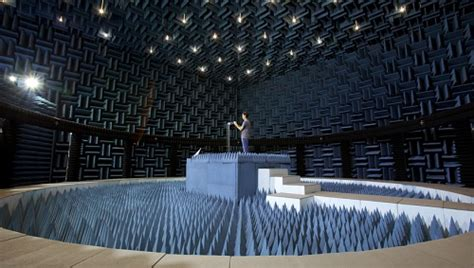 design lab jobs anechoic chamber