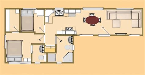 storage container plans in shipping container home floor