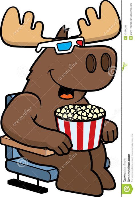 cartoon film a to z cartoon moose 3d movies stock vector image of cartoon