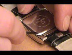 Motorrad Uhr Batterie Wechseln by Uhrenbatterie Wechseln