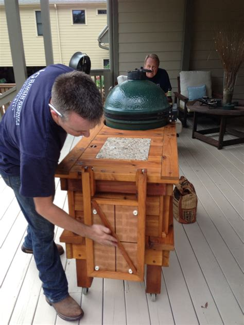 big green egg table plans large pdf diy xl big green egg table plans wooden pdf woodworking