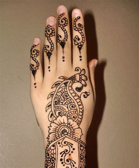 henna tattoo arabic designs simple arabic mehndi designs for eid fashion