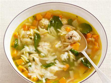 italian soup italian wedding soup recipe food network kitchen food network