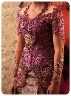 Blouse Bordir Merak 17 best images about all about kebaya on