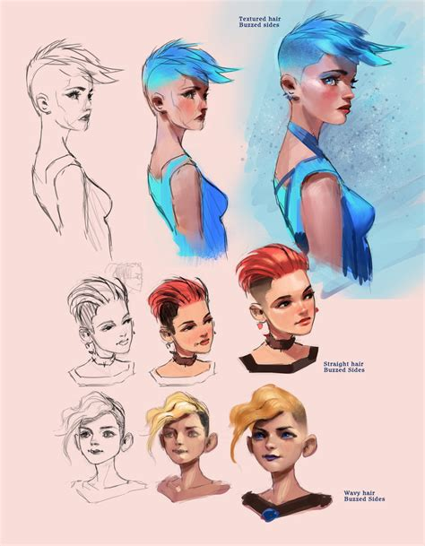 Hairstyle Book With Names by Hair Styles Tutorial By Medders On Deviantart