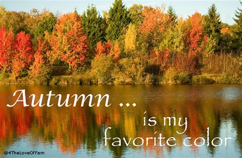 october is my favorite color autumn is my favorite color 4 the of family