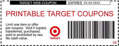 Target Furniture Coupons by Target February Coupons Printable Coupons