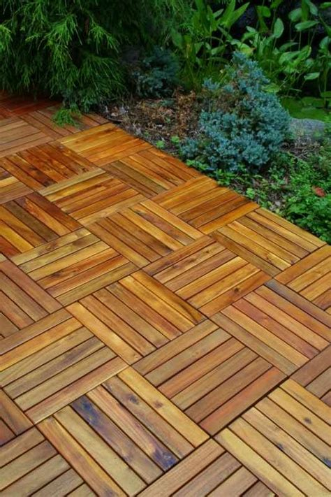 teak patio tiles 17 best ideas about wood tiles on flooring ideas master bath remodel and bath remodel