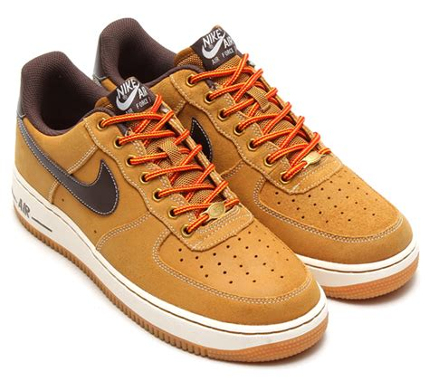 nike air one boots nike air 1 low workboot pack sole collector