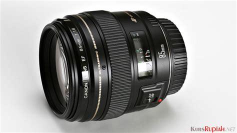 Lensa Canon 85mm F1 8 Usm kerap dipakai foto portrait lensa canon 85mm f1 8 dijual