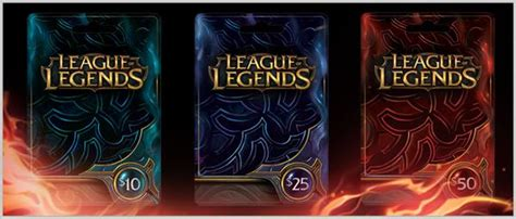 League Of Legends Rp Gift Card - 10 gifts any online gamer will love gamers decide