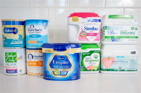 baby formula brands the best baby formulas of 2018 reviews