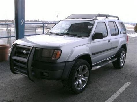 nissan 2000 4x4 2000 nissan xterra 4x4 quick tour youtube