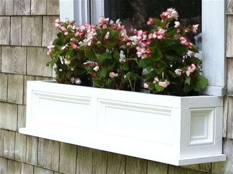 azek window boxes cape cod custom flower boxes chatham series forestdale ma