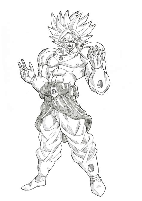 broly poll 5 by bloodsplach on deviantart