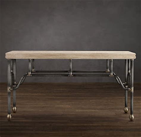 Restoration Hardware Bistro Table Restoration Hardware Bistro Table Bistro Pipefitter S Table Furniture Louis Bistro Tables