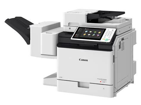 Printer Canon Di Kota Malang canon imagerunner advance c355if kota