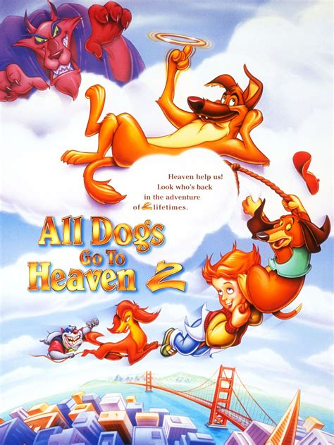 all dogs go to heaven cast all dogs go to heaven 2 cast and crew tvguide