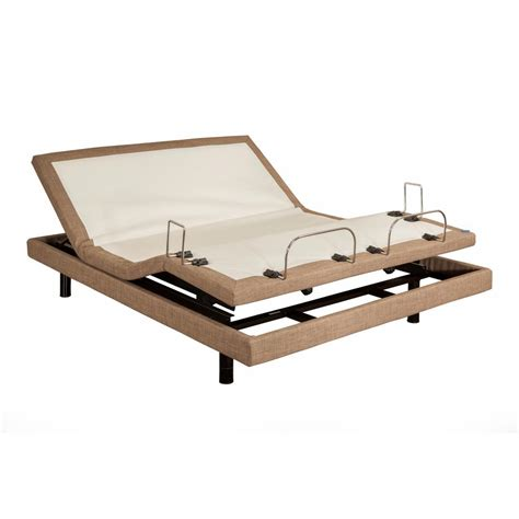 adjustable bed frame queen blissful nights m3000 queen adjustable bed frame bn3ab q