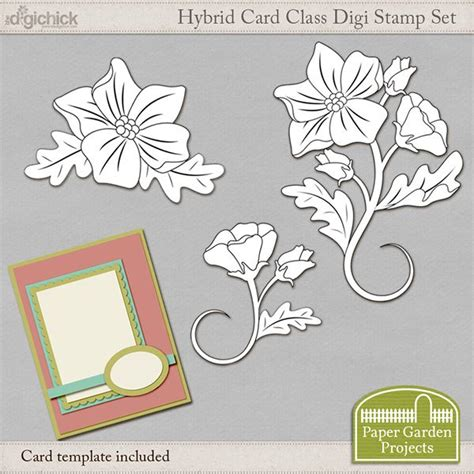 greeting card templates for photoshop elements 17 best images about tutorials from paper garden projects