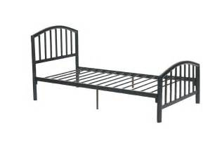 Dimensions Of A Twin Bed Frame F9018t Twin Size Bed Frame By Poundex