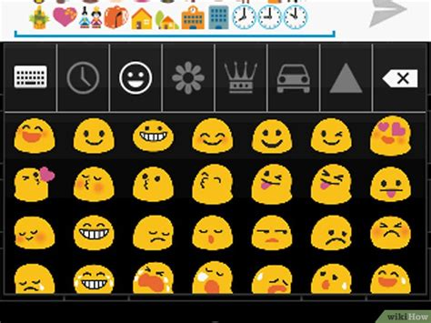 how to see emoji on android comment avoir des emojis sur android 40 233