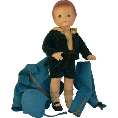 composition patsy doll effanbee patsy composition doll all original and