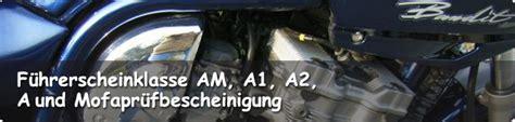 Darf Ich Mit A1 Motorrad Fahren by Fahrschule Richard Becker Informationen