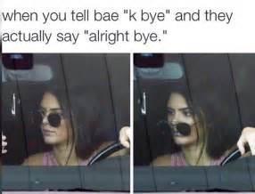 Kylie Jenner Meme - kendall jenner meme funny relatable things pinterest