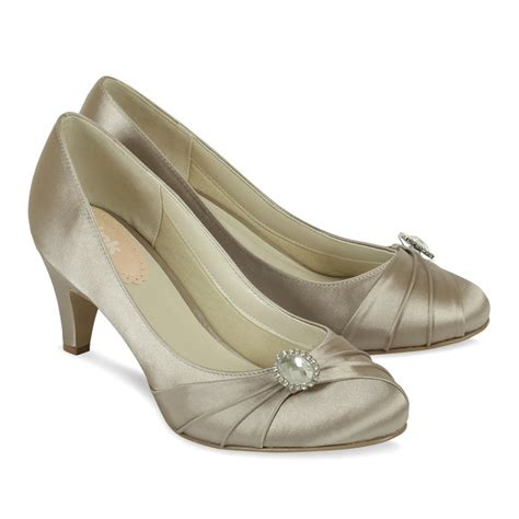 pink occasion shoes taupe occasion shoes paradox pink harmony