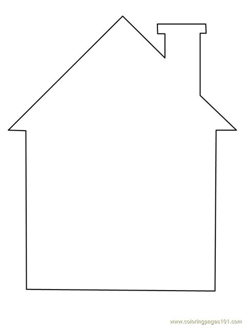 house coloring pages to print out coloring pages structure house architecture gt houses