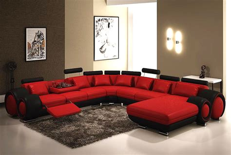 red leather sectional sofa with chaise sectionals red leather sectional mix modular sectional