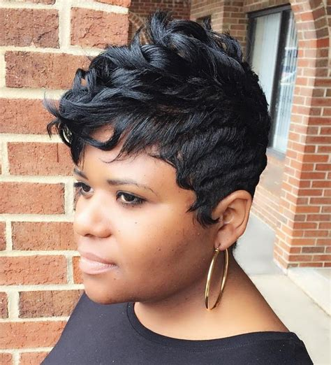 pixie afro hairstyles over 50 50 most captivating african american short hairstyles and