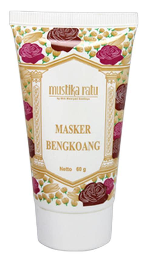 Masker Wajah Organik Sari Bengkoang mustika ratu mustika ratu masker bengkoang