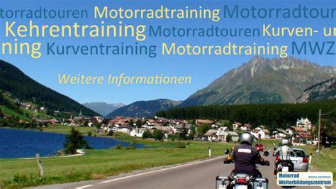 Fahrsicherheitstraining Motorrad M Nchen by Motorrad Fahrsicherheitstraining K 246 Nnen Und Kennen