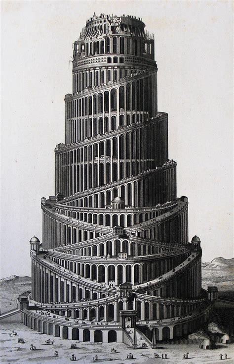tower of babel genesis file the phillip medhurst picture torah 73 tower of babel