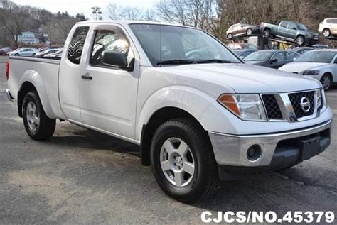 nissan frontier engine for sale 2005 left nissan frontier white for sale stock no