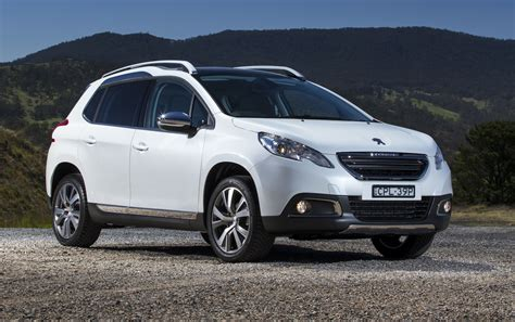 peugeot suv sub compact suvs the next big thing peugeot photos 1