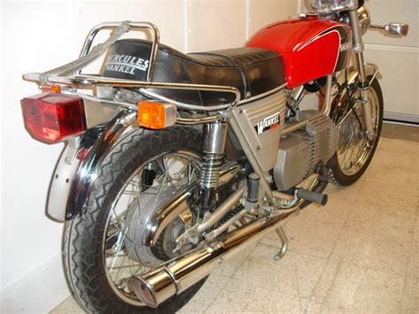 Zf Sachs Motorcycle by 1974 Hercules Sachs W 2000 Visordown