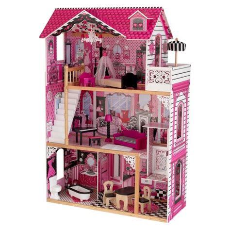 barbie doll house target kidkraft amelia dollhouse target