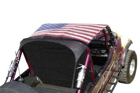 jeep rebel flag vdp jeep koolbreez sun screen tops free shipping