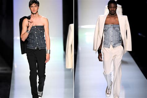 fiminen close for men what feminine clothing items will become part of menswear
