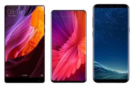 Xiaomi Mi Mix 2 | безрамочный xiaomi mi mix 2 сравнили с samsung galaxy s8 и