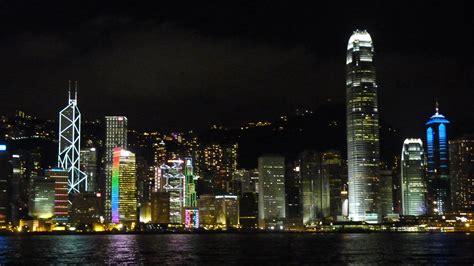 imagenes urbanas nocturnas vistas nocturnas de las ciudades mas grandes del mundo