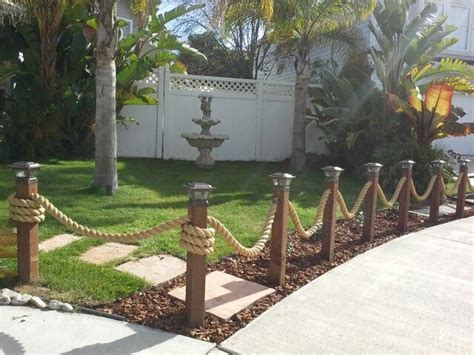 nautical themed backyard best 20 nautical landscaping ideas on pinterest pallet walkway building with