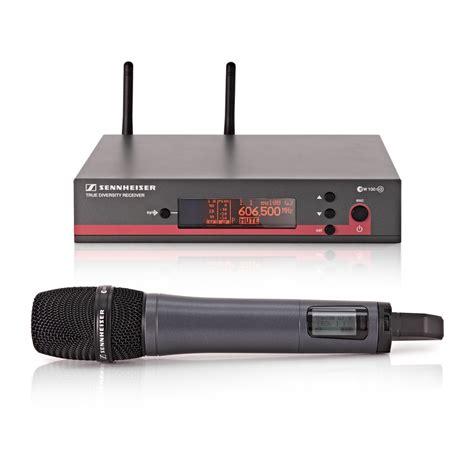 Sennheiser Ew sennheiser ew 145 g3 gb wireless microphone set at