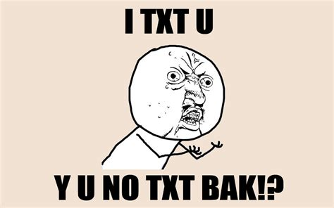Yu No Meme Text - y u no guy meme sequelanet