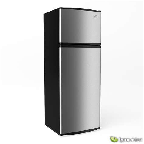 Kitchen Designers Jobs by Whirlpool Refrigerator 3d Model Max Obj Fbx Cgtrader Com
